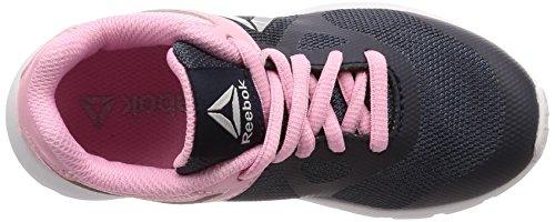 Navy Running Reebok de 5 para Runner Collegiate Mujer 36 Light 000 EU Zapatillas Pink Trail Rush qqH4z