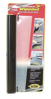 1 Piece Carrand Wipeout Contour Silicon Squeegee for Cars and Glass AJ96011