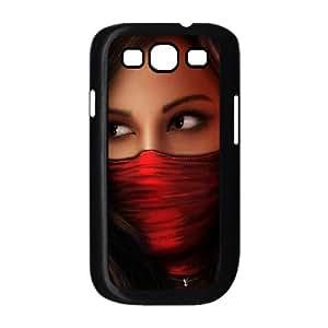 Samsung Galaxy S3 9300 Cell Phone Case Black Warriors Spears Mfnug
