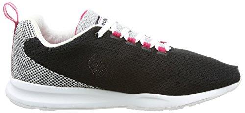 Techracer Femme Mesh Sportif Coq Noir Chaussures Le 75YftwqYn