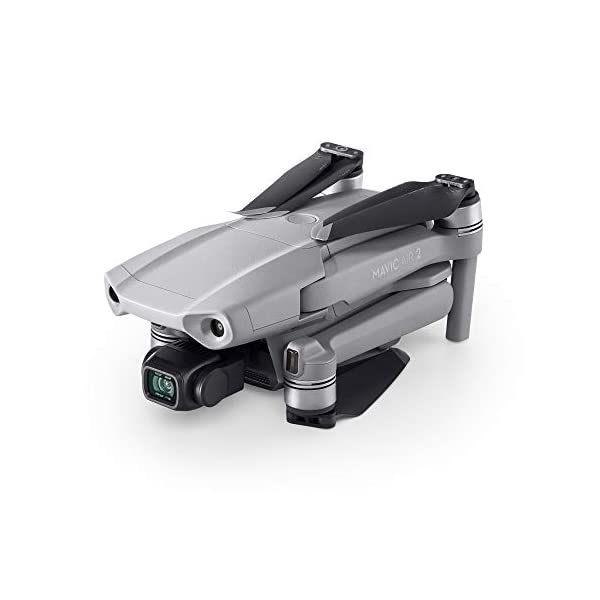 DJI Mavic Air 2 - Drone Quadcopter UAV con fotocamera da 48 MP video 4K 1/2 pollice CMOS sensore cardanico 3 assi 34min tempo di volo ActiveTrack 3.0 - Grigio 3 spesavip