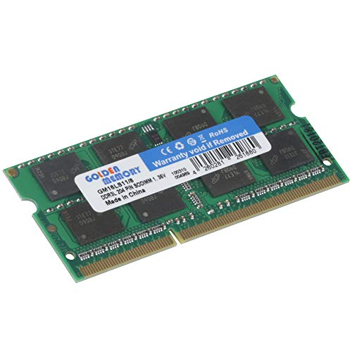 Memoria DDR3L 8Gb 1600Mhz para Notebook Acer