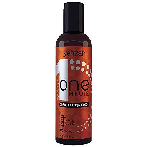 Shampoo Reparador Yenzah One Minute 240ml