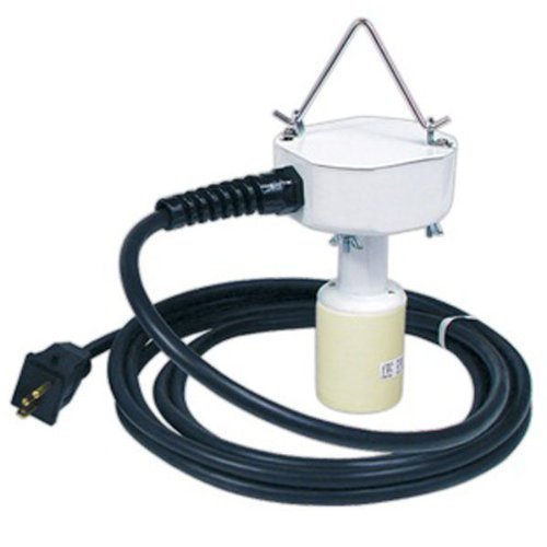 Mogul Socket Assembly - 15 ft. Lead - 16 AWG - For Use with Sun System Reflectors - Sun System 903055