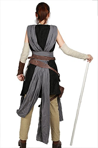 xcoser Deluxe Rey Costume Bag Belt Outfit Suit Cospaly accessories For Halloween L by xcoser (Image #2)