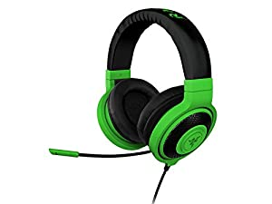Amazon Com Razer Kraken Pro Over Ear Pc And Music Headset