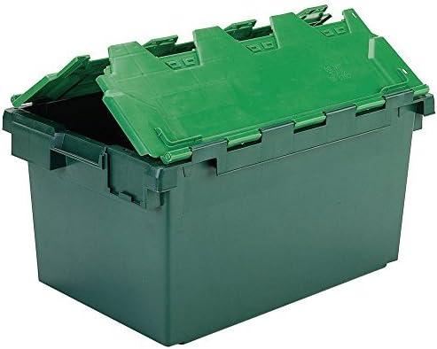 Euro - caja de distribución 25lt foreceast 400L x 300 W x 320 ...