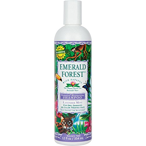 - EMERALD FOREST Moisturizing Shampoo 12 OZ