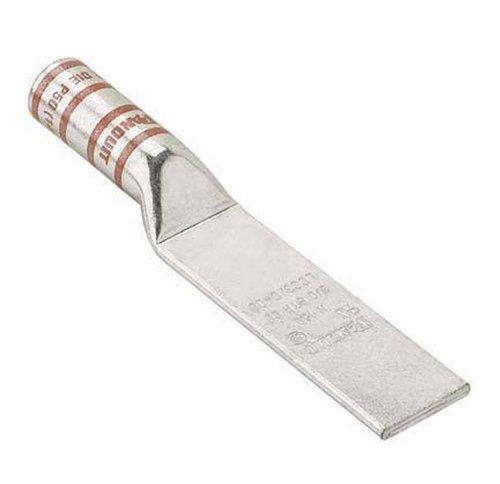 Panduit LCC3/0-00-X Code Conductor Copper Compression Lug, Blank Tongue, 3/0 AWG, Long Barrel