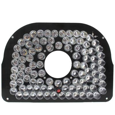 Camera Accessories 96 LED 8mm Infrared Lamp Board for CCD Camera, Infrared Angel: 60 Degree by Camera Accessories