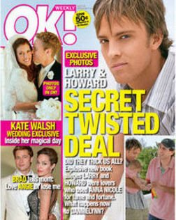 Read Online OK Weekly Magazine Larry Birkhead & Howard Stern September 17, 2007 Issue (Kate Walsh Wedding, Paris Hilton, Zac Efron) pdf epub