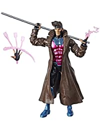 Hasbro Legends Series 6-inch Collectible Action Figure Gambit Toy (X-Men Collection)