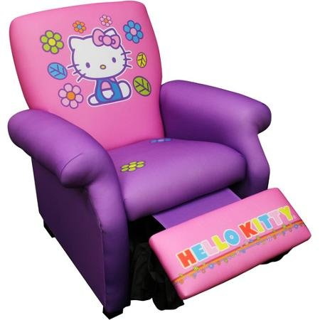 Hello Kitty Deluxe Recliner