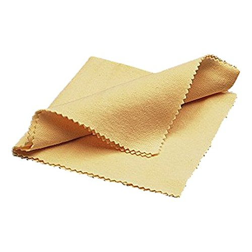 Hama Lens/Optic Cleaning Cloth Cotton 24x25cm Orange [5921] by Hama