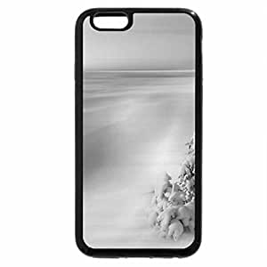 iPhone 6S Case, iPhone 6 Case (Black & White) - Standing Alone in a Barren Enviroment