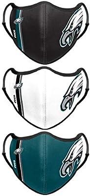 Philadelphia Eagles NFL Sport 3 Pack Face Cover