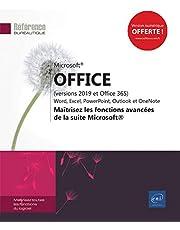 Office (versions 2019 et Office 365) - Maîtrisez les fonctions a