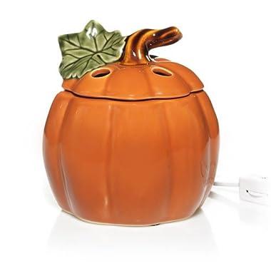Yankee Candle Autumn Inspirations Ceramic Pumpkin Electric Wax Melts Warmer