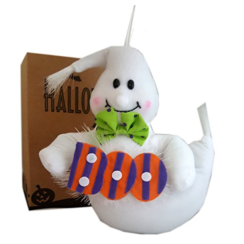 Avon Fiber Optic Glowing Halloween Plushees Ghost