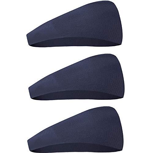 Mens Headbands 3 or 5 Pack-Women