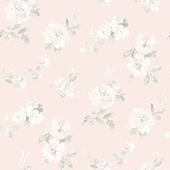 Chesapeake Has01231 Anahi Light Pink Forest Fauna