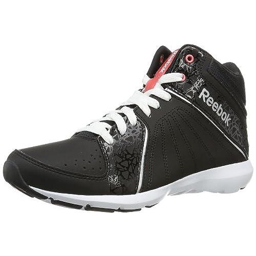 Reebok Studio Beat Vi Mid Rs, Chaussures d'athlétisme femme