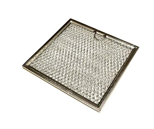 (OEM GE Microwave Grease Filter Shipped with JVM7195SK2SS, JVM7195SK3SS, PNM1971SR1SS, PNM9196SF1SS, PNM9196SF2SS)
