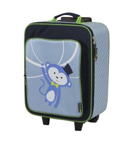 Itzy Ritzy Adventure Happens Rolling Suitcase, Monkey by Itzy Ritzy by Itzy Ritzy