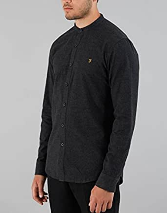 Farah Shirts For Men, Black, M
