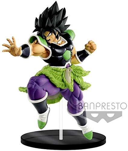 Dragon Ball Super 10199_38905 Ultimate Soldiers The Movie I - Broly Figure