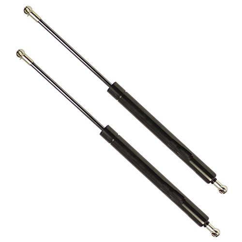 Price comparison product image 2 Pcs Tonneau Cover Lift Supports Struts Spring Gas Shocks Dampers Extended Length 29.50 inches,  Compressed Length 17.50 inches,  Force 85 Lbs,  1 / 2 Ball Socket Metal Ends,  4568 PM2048 716821