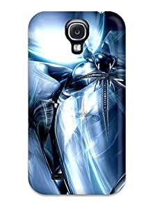 Awesome Case Cover/galaxy S4 Defender Case Cover(patterns Abstract)