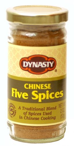 Dynasty Chinese Five Spice Powder (Pack of 12) by Unknown