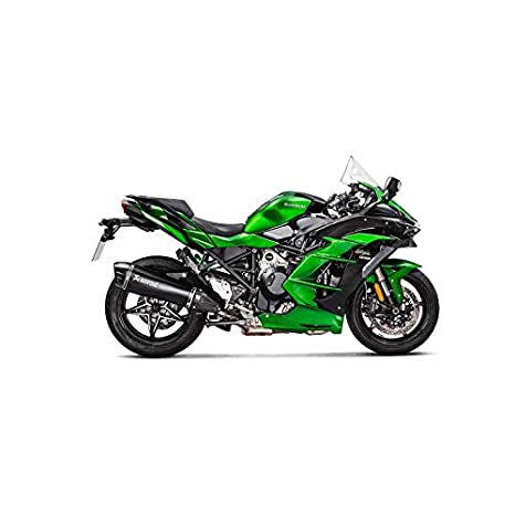 Akrapovic Kawasaki Ninja H2 Sx S-k10so21-hraabl: Amazon.es ...