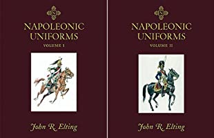 NAPOLEONIC UNIFORMS: Volumes 1 & 2 (2 Volume Boxed Set)