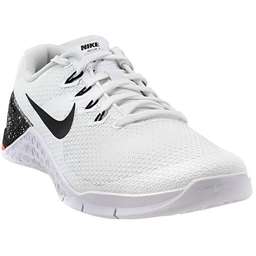 Nike Womens Metcon 4 Athletic & Sneakers White