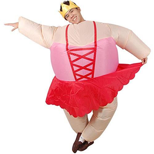 ypyrhh Traje Hinchable, Disfraz de Halloween, Traje de ...