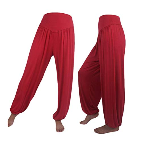 LISTHA Dance Harem Pants Women Loose Casual Modal CottonYoga for sale  Delivered anywhere in USA