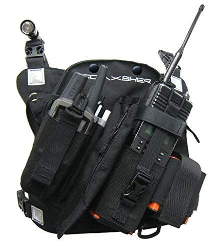 RCP-1, Pro Radio, Chest Harness (Best Gps For Search And Rescue)