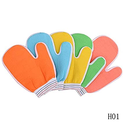 Hot Goods Hot Sale Supplies Novelty Unique Charm Best Simple 1pc Exfoliating Mitt Accessory Trend Cute Bathroom Products