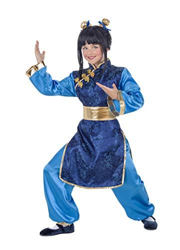 Banyant Toys Disfraz China Azul 3-4 años