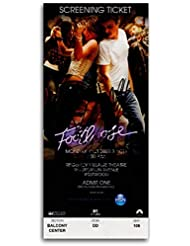 Julianne Hough Kenny Wormald Autographed Screening Ticket Footloose GV900526