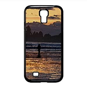 Beach Nature 21 Watercolor style Cover Samsung Galaxy S4 I9500 Case (Beach Watercolor style Cover Samsung Galaxy S4 I9500 Case)