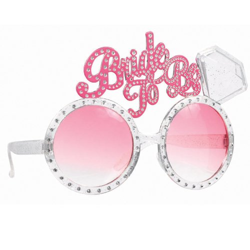 Bachelorette Diamond Ring Fun (Bachelorette Glasses)