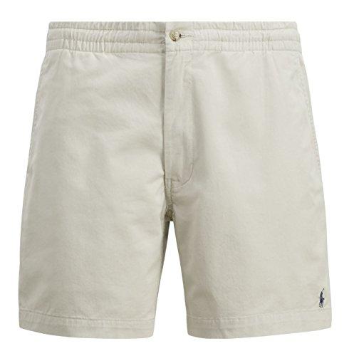 Polo Khaki Chino (Polo Ralph Lauren Men's Classic Fit Polo Prepster 6 Inch Drawstring Shorts)