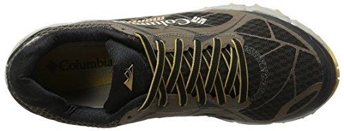 Columbia BM4572, Chaussures de Running Compétition Homme, Marron (Jet/Mud), 40 EU