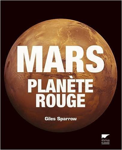 Livres gratuits en ligne Mars, planète rouge pdf, epub