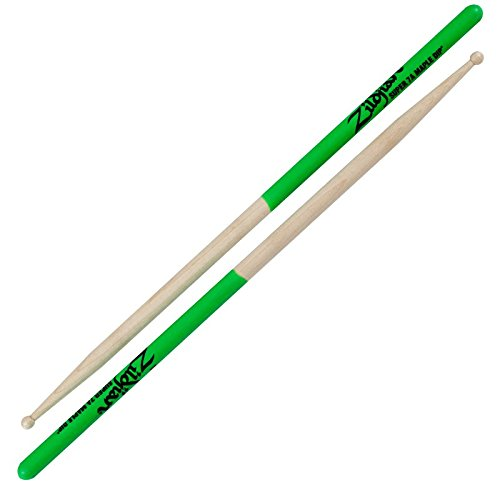Zildjian Super Maple Green Drumsticks