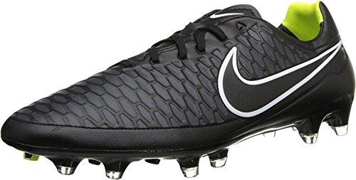 Nike Magista Orden FG Mens Football Boots 651329 Soccer Cleats Firm Ground (UK 6 US 6.5 EU 39, Black Volt White 017) (Nike Mercurial Victory Iv Fg Mens Football Boots)