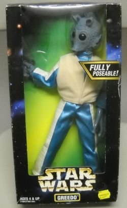 Costume Greedo (Starwars Greedo)